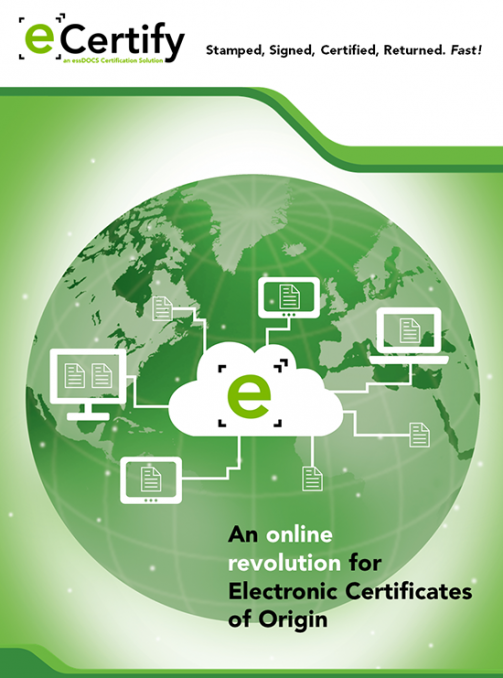 eCertify Corporate Brochure